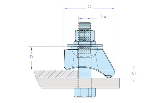 Diagram - BK Clamp