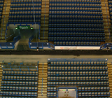 BeamClamps for rigging systems in Stadiums