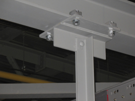 Industrial Hanging Platforms
