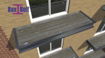 BoxBolt Balcony Cantilever Support