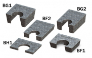 BeamClamp Packing Pieces
