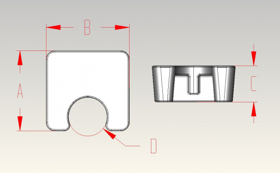 Diagram - Packing Pieces