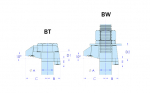 Diagram - BT/BW Clamps