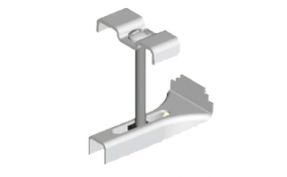 Grating Clip Beamclamp